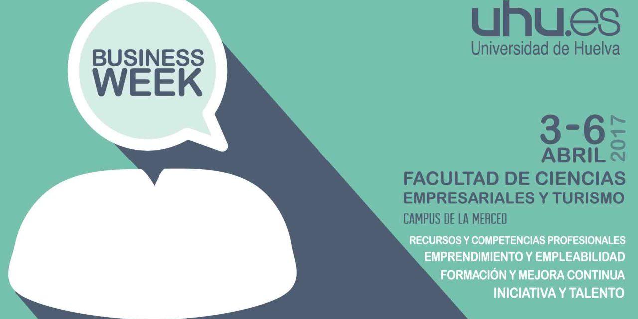 La Facultad de Ciencias Empresariales organiza la ´Business Week´