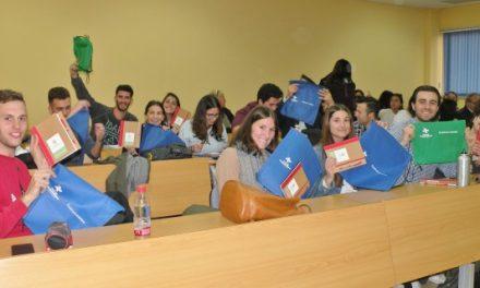 Alta participación del alumnado en el Curso de Monitor Ambiental del Aula de Sostenibilidad