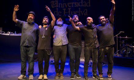 El hip hop con guitarras de Rayden pone patas arriba el nuevo Auditorio de la Universidad