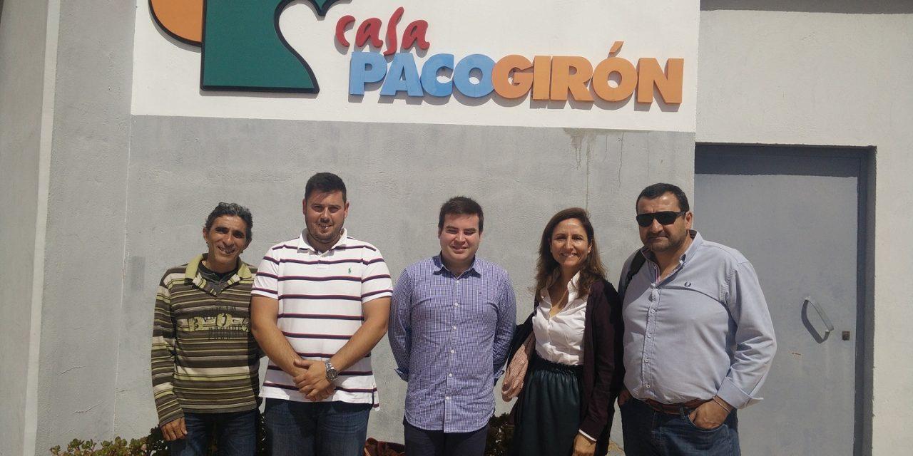 Alojamiento Alternativo en la casa Paco Girón de la mano de la Cátedra de Innovación Social de Aguas de Huelva