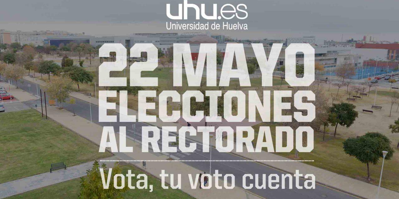 Elecciones Rectorado: Hasta el 17 de mayo se puede emitir el voto anticipado