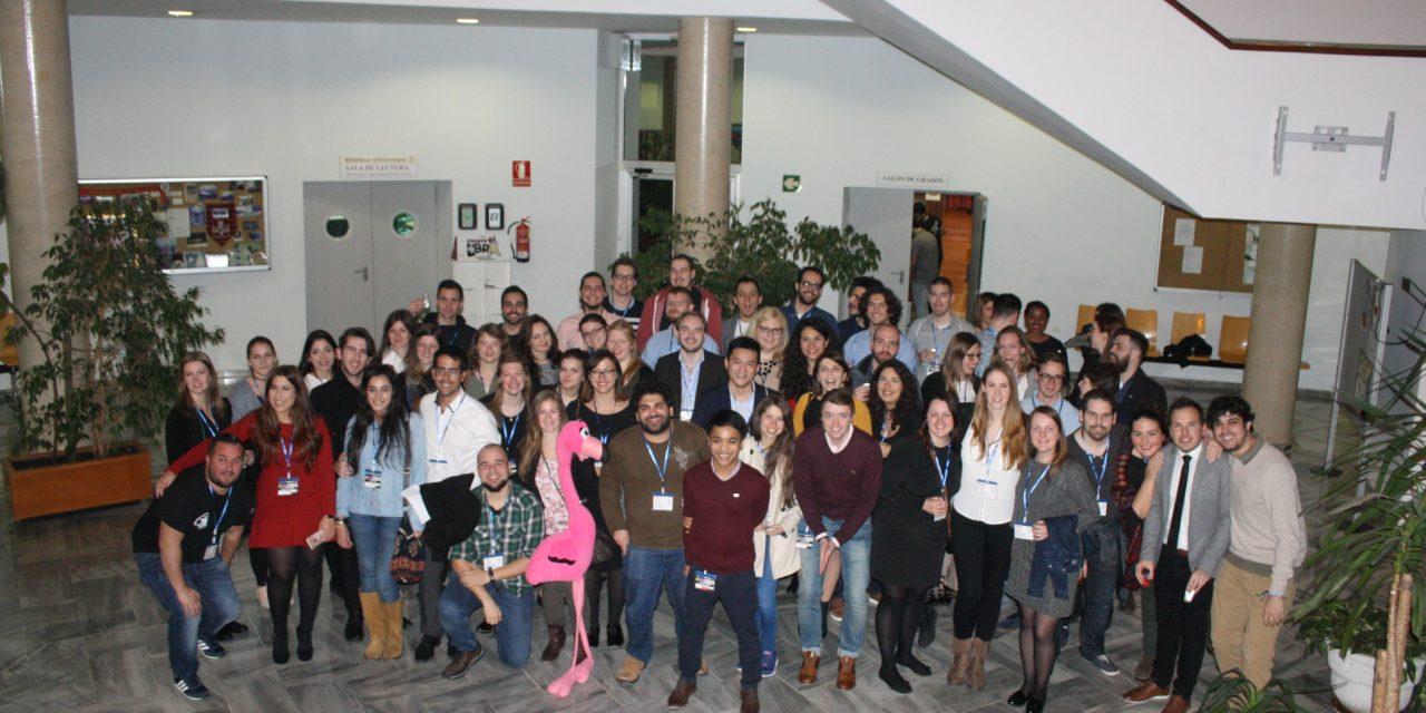 La Asociación de Estudiantes Erasmus ESN Huelva galardonada por el mejor evento europeo del año