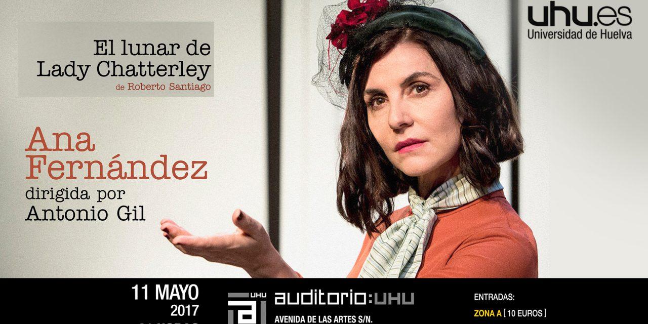 Ana Fernández lleva el feminismo de´El lunar de Lady Chatterley´ a la Universidad