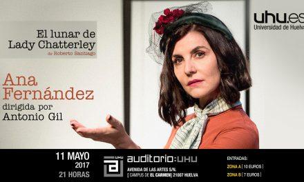 Ana Fernández: ´Interpretar es sentir el privilegio de que vives otras vidas´