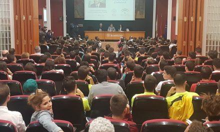 Presentada en la Facultad de Educación la nueva Ley del Deporte de Andalucía