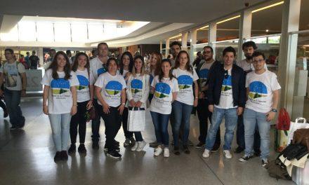 Estudiantes de la UHU participan en la XX Feria del Parque de las Ciencias de Granada