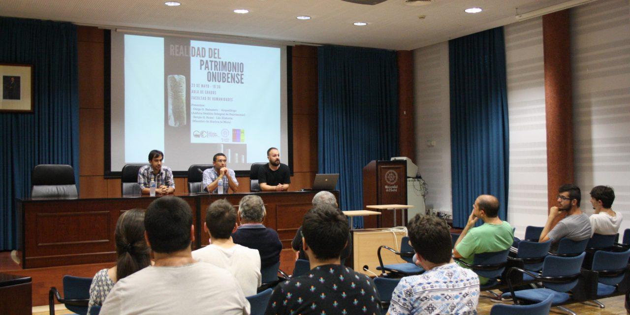 La Universidad de Huelva da visibilidad a la realidad del patrimonio onubense