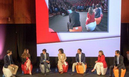 Ana Botín: ´Universidades y emprendedores seréis protagonistas para construir un futuro mejor´
