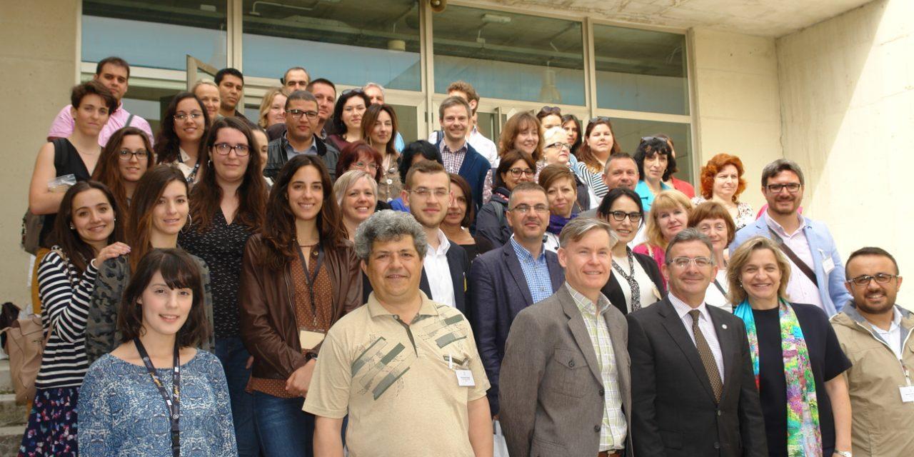 La Onubense se convierte en referente de la internacionalización universitaria