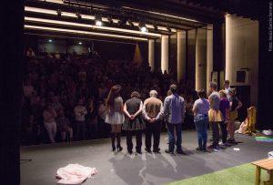 Sueño noche verano - Aula Teatro UHU - Foto Jesús García Serrano 12