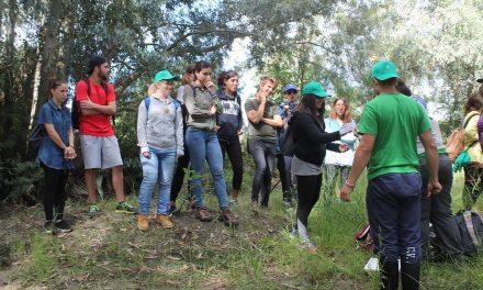 La UHU participa en el programa de sensibilización ambiental ´Andarríos´