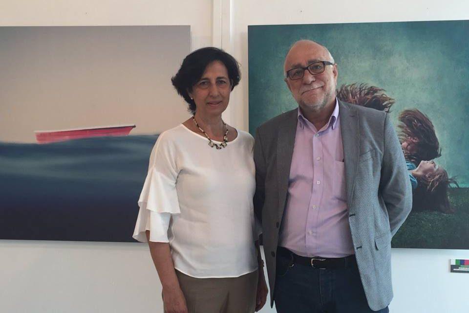 Visiones de la Andalucía contemporánea (2009-2016), hasta el 12 de mayo en la Autónoma de Madrid