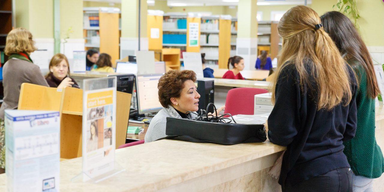 La Biblioteca de la UHU destaca a nivel nacional en el uso de redes sociales