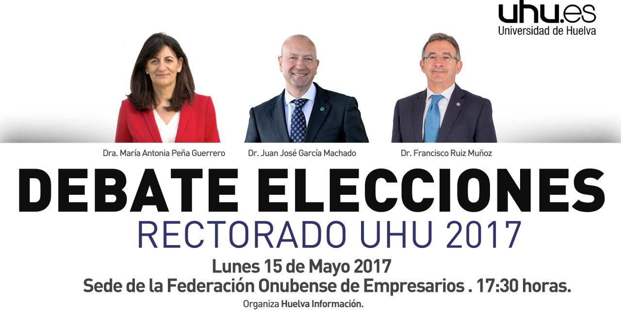 Debate en la FOE con motivo de las Elecciones al Rectorado