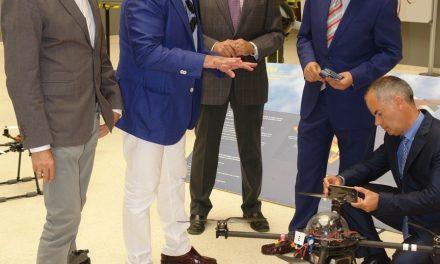 Los drones, protagonistas de las jornadas de la Escuela Técnica Superior de Ingeniería