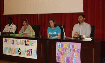 Jornadas de educación para el desarrollo de una sociedad más justa