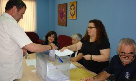 Elecciones Rectorado: Jornada electoral en la Universidad de Huelva