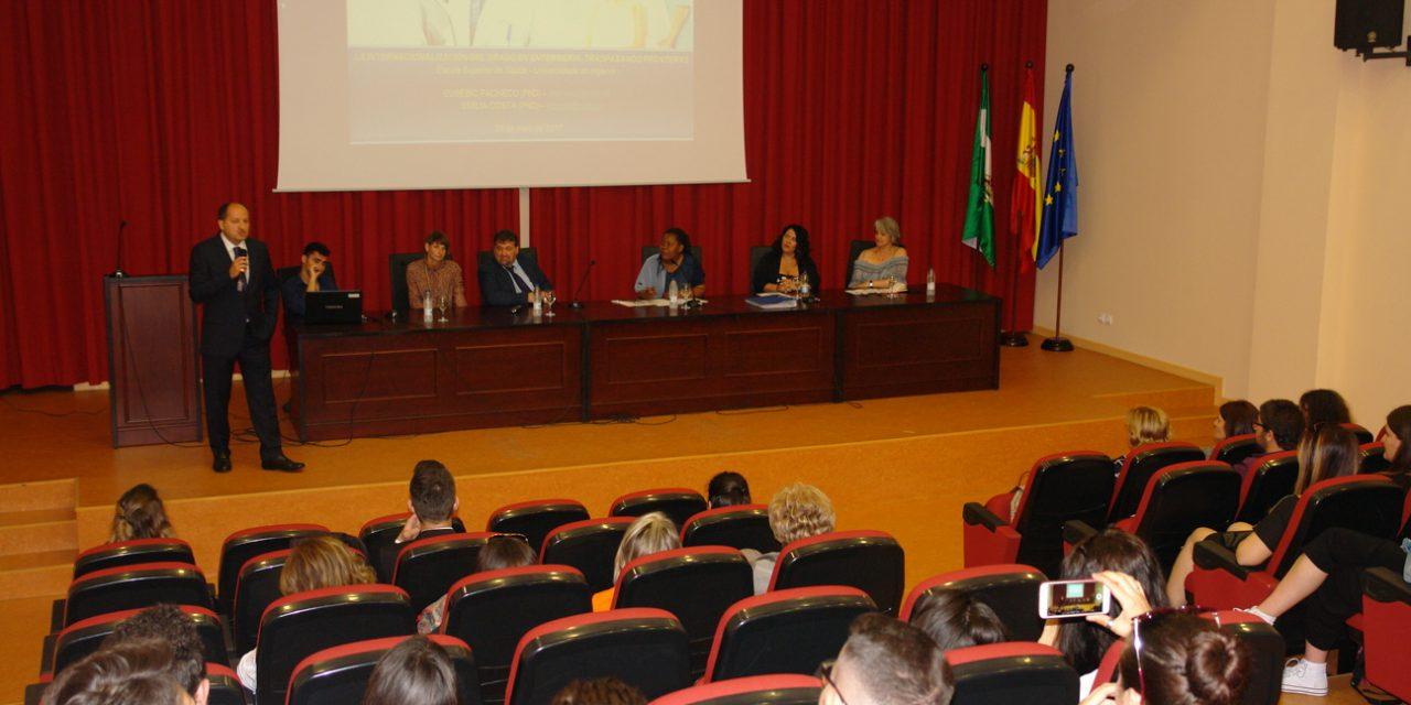 La internacionalización en el Grado de Enfermería, a estudio en la UHU