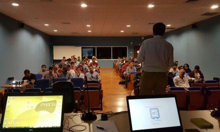 Estudiantes de Ingeniería Informática reciben formación técnica especializada