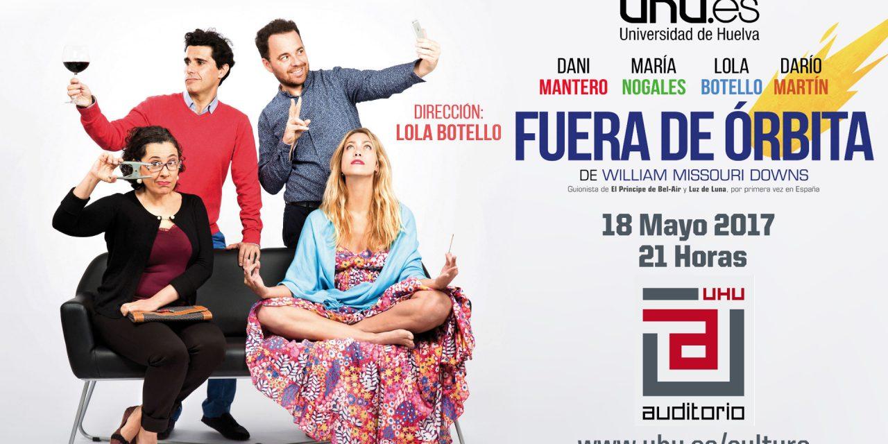La Jaula Teatro, dispuesta a dejar al Auditorio de la Universidad ´Fuera de Órbita´