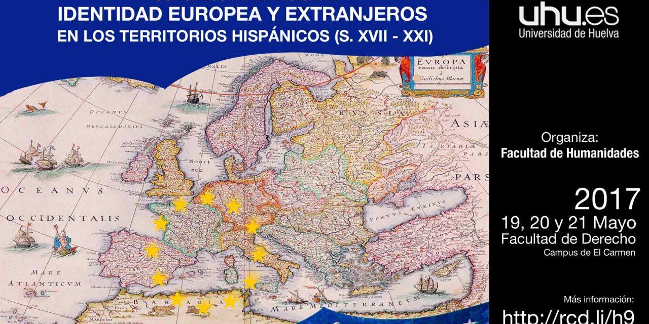 La UHU, sede del Congreso Internacional sobre identidad europea y extranjeros