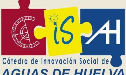 Nacen la web y el canal twitter de la Cátedra de Innovación Social de Aguas de Huelva