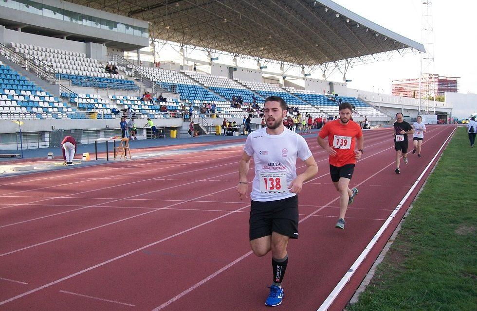 Zakaria Boufaljat gana la  Milla Universidad de Huelva