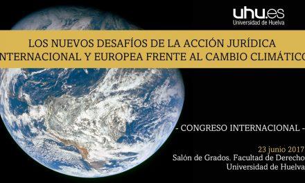 Analizan en Huelva propuestas de mejora para enfrentar el cambio climático