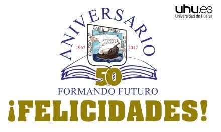 50 años del Colegio Mayor San Pablo