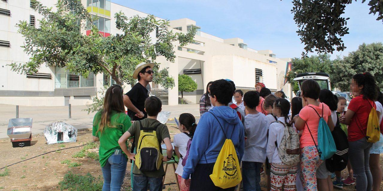 La UHU celebra unas Jornadas de Ciencias Experimentales para estudiantes de Primaria