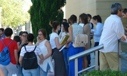 Las Pruebas de Acceso a la Universidad reúnen a partir del lunes a 1.935 estudiantes