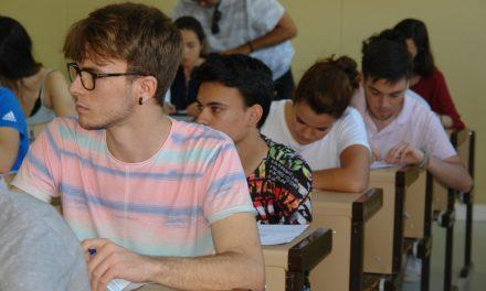 Normalidad en el inicio de las Pruebas de Acceso a la Universidad