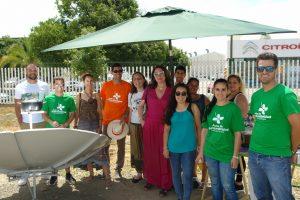 cocina solar dos