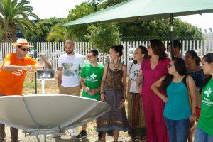 cocina solar uno