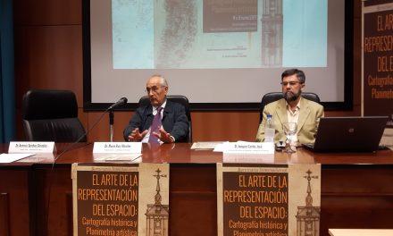 Mario Ruiz Morales: ´Las necesidades militares fueron imponiendo el desarrollo cartográfico´