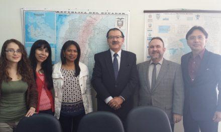 ´El buen vivir´ une a la Universidad de Huelva con la Universidad de Ecuador