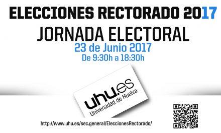 Elecciones Rectorado: La comunidad universitaria vivirá mañana viernes su jornada electoral para el Rectorado