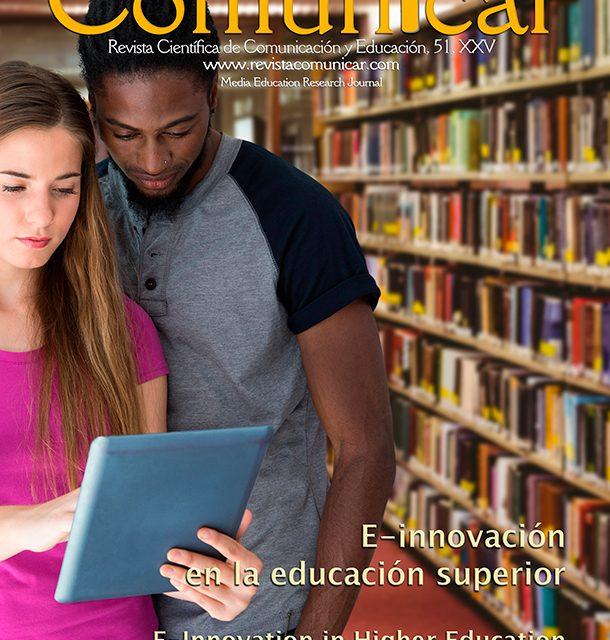 La revista Comunicar se posiciona entre las mejores revistas científicas del mundo