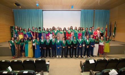 Graduación de la V promoción del Grado en Relaciones Laborales y Recursos Humanos