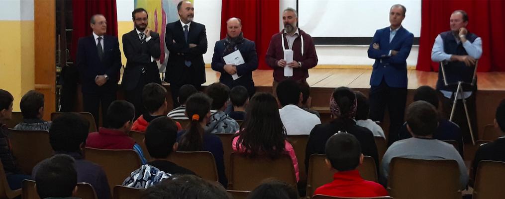 Presentación del acuerdo de la AAA3M, Ciudad de los Niños, Sabara y Autoridad Portuaria