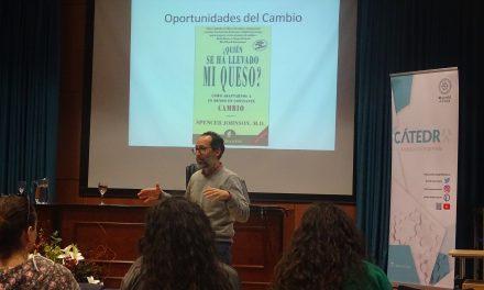 La Cátedra Andalucía Emprende completa el ciclo de conferencia sobre emprendimiento