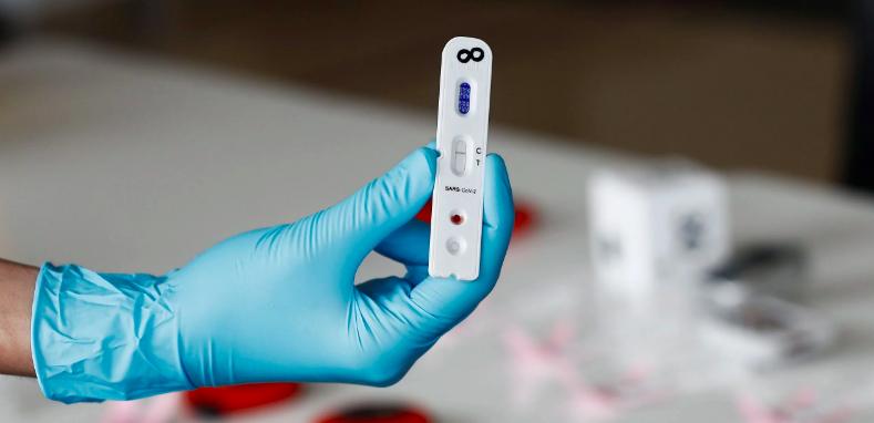 test coronavirus covid